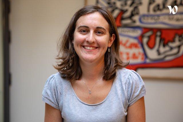 Hélène Blum, Responsable R&D - Epycure