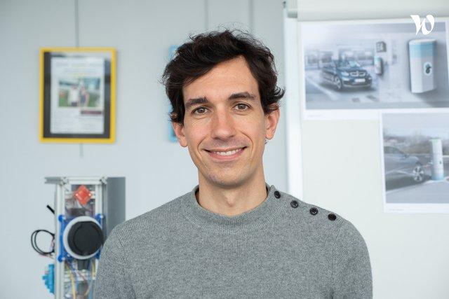Rencontrez Alexis, Cofondateur CTO - Enexten