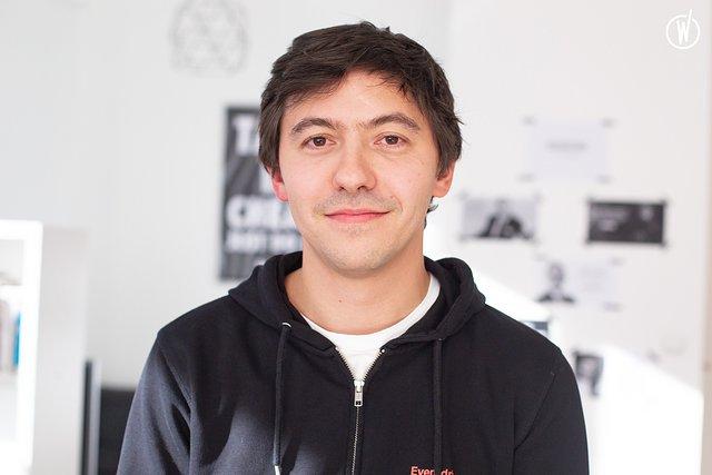 Rencontrez Eric, Founder - Eventdrive