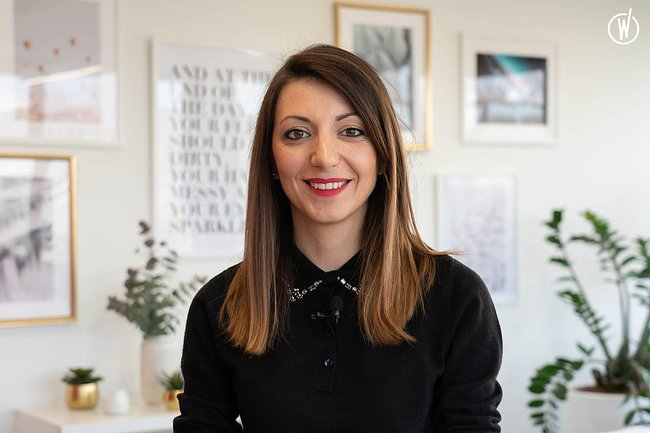 Rencontrez Mélissa, Chef de projet Senior - Kozy