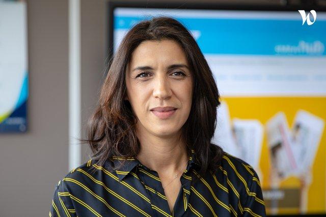 Rencontrez Karima, Chef de Produits - Tech Data
