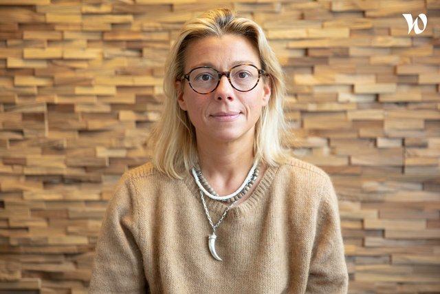 Rencontrez Mélanie, Chargée de mission Voix du terrain - FDJ - La Française des Jeux