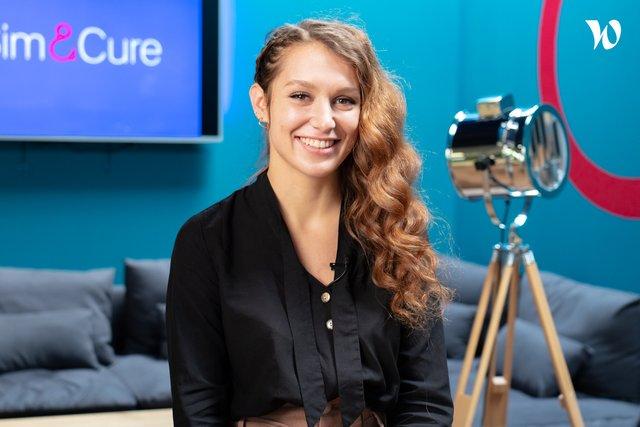 Rencontrez Lucile, Regulatory Affairs Engineer - Sim&Cure