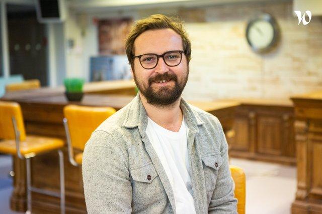 Rencontrez Guillaume, CEO - Merci Jack