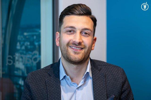 Rencontrez Arman, Head Of Sales - EF Education First