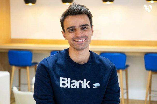 Rencontrez Simon, CTO - Blank