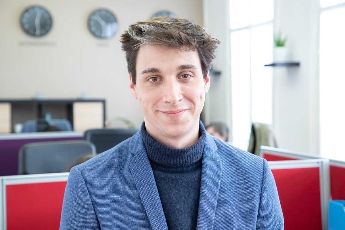 Rencontrez Maxime, Responsable Développement Commercial - CENTRAL TEST