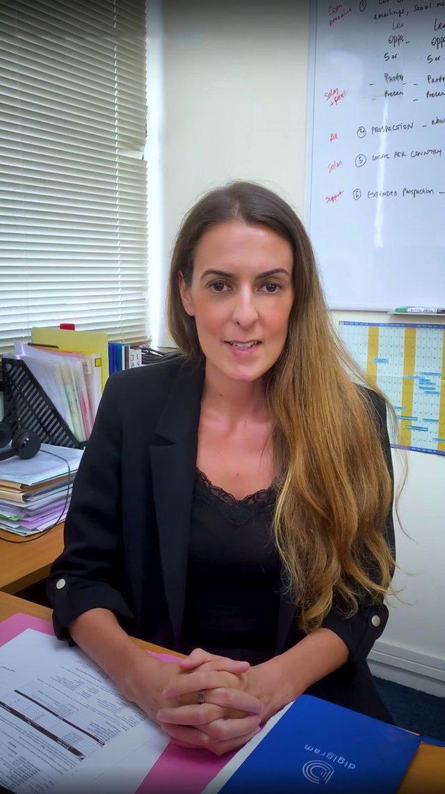 Rencontrez Nancy, Directrice Commerciale & Communication - Digigram