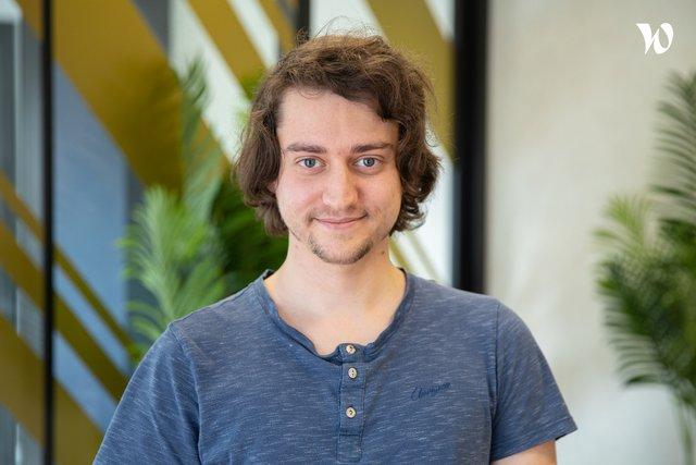 Rencontrez Florian, Consultant - L'Atelier