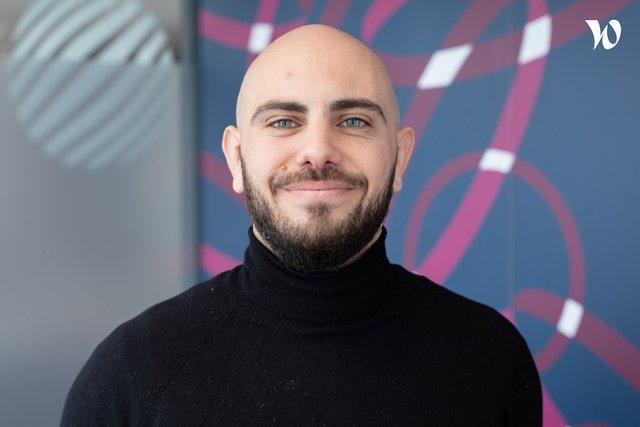 Rencontrez Thibault, TCS & EHR Sales Director - Doctolib
