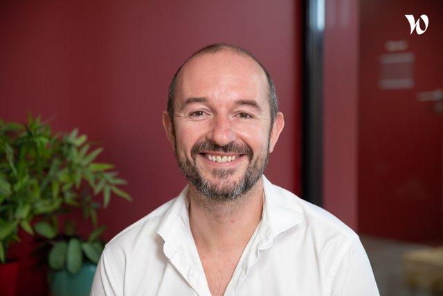 Rencontrez Arnaud, Chef de projet numérique - Enedis