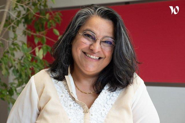 Rencontrez Aruna, Responsable Consultant CX - Eloquant