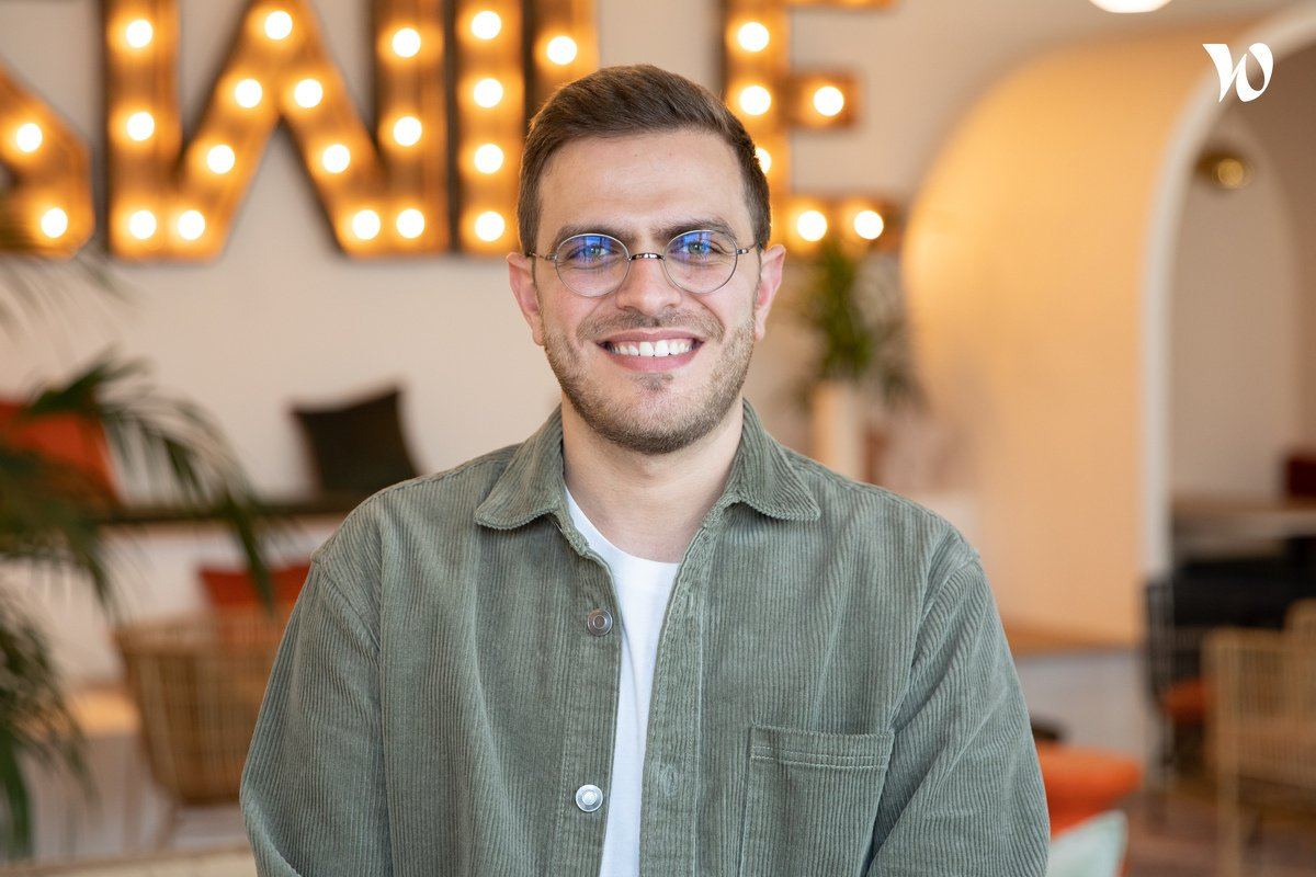 Meet Benjamin, Business Development Manager - Swile