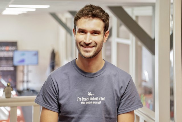Rencontrez Fabien, Software Engineer - TrustInSoft