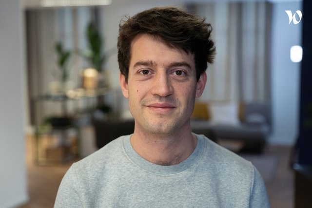 Rencontrez Jérémy, Co-founder & CTO - Cajoo