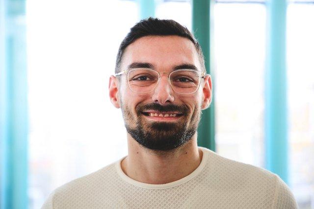 Rencontrez Matthieu, Manager Sales & Customer Success - FITTINGBOX