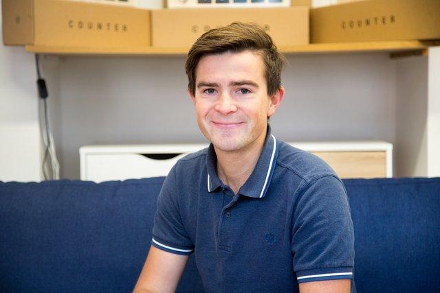 Rencontrez Gaël, Co-Fondateur & COO - Smiirl