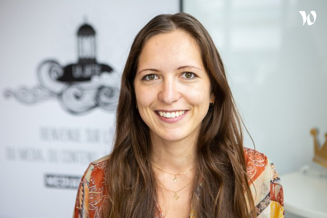 Rencontrez Julie, Digital Project Manager @UM - IPG Mediabrands