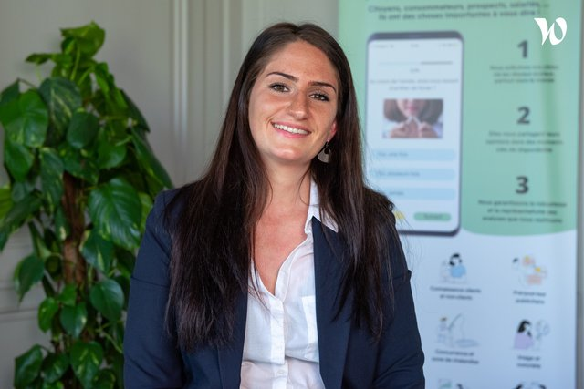 Rencontrez Marion, Responsable Sales - Madeinvote