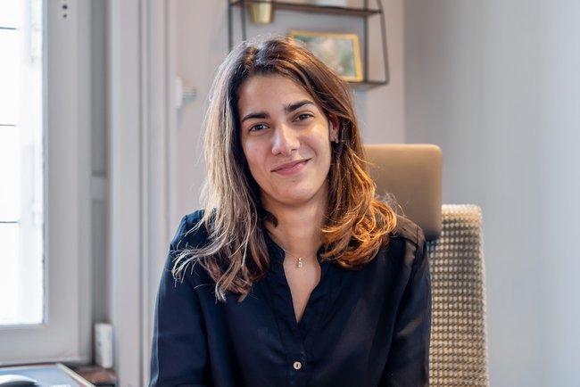 Rencontrez Sarah, Brand Manager - Livingcolor