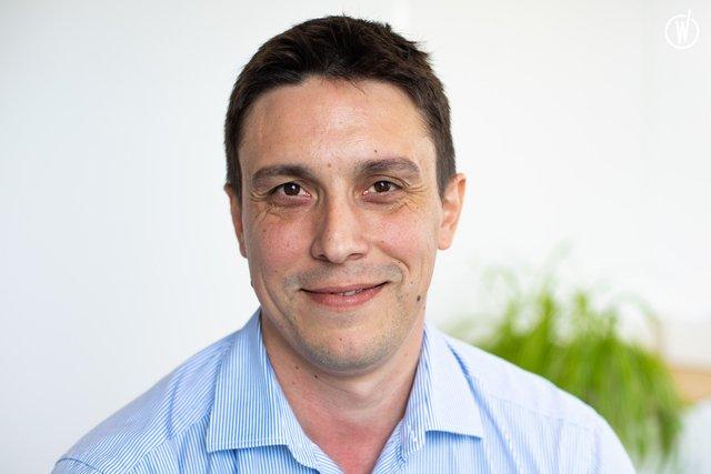 Rencontrez Thomas, Chargé d'affaires principal - ENGIE Groupe