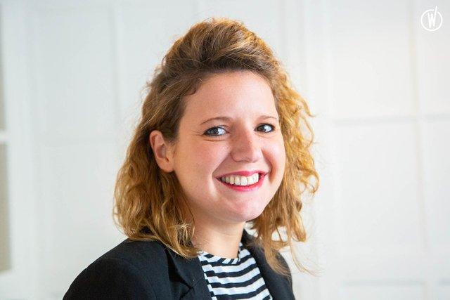 Rencontrez Caroline, Chef de projets - Virtualbuilding