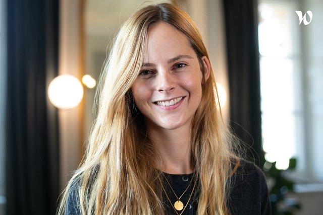 Rencontrez Maaike, Responsable expérience clients - Morning