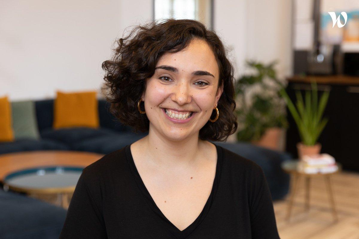 Meet Aleksandra, Head of Marketing - Next Station