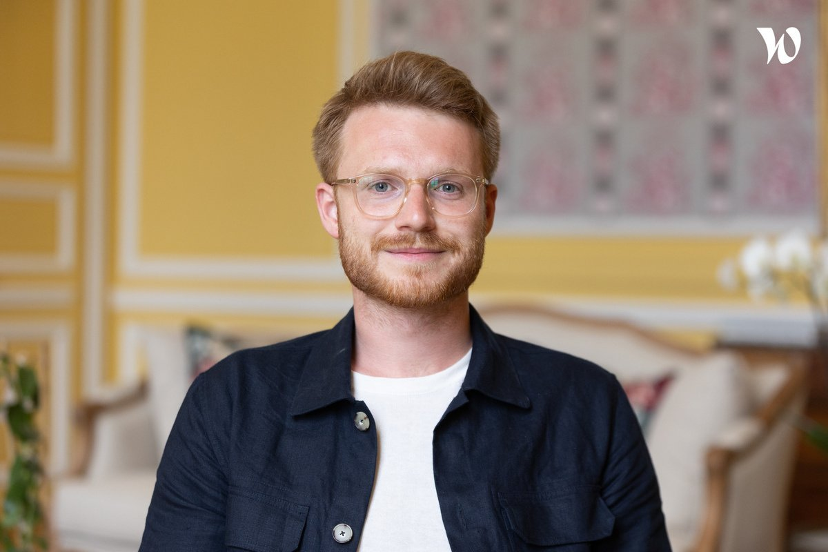 Rencontrez Luka Caratsch, Chief of Staff - Swan