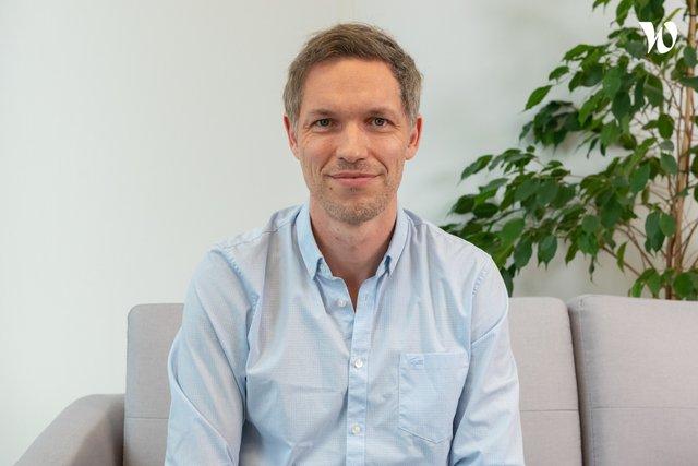 Rencontrez Cédric, CEO - Wiidii