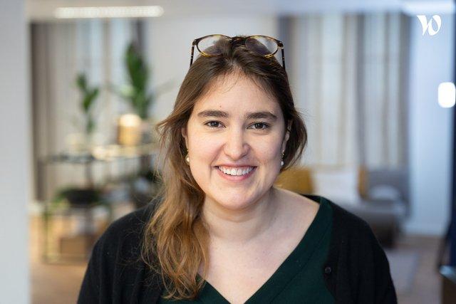 Rencontrez Marie, Head of Hub Operations - Cajoo