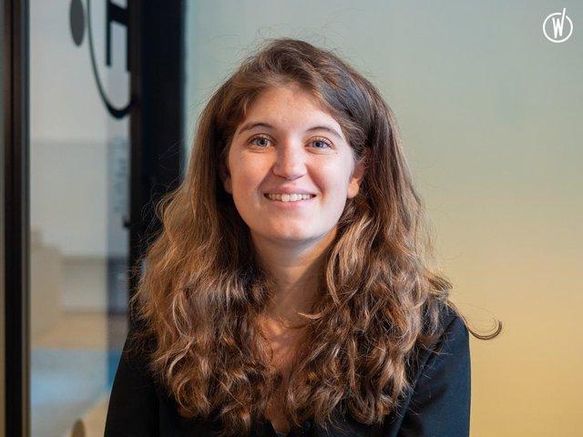 Rencontrez Charlotte, UI Designer - ICP Transformation Inc.