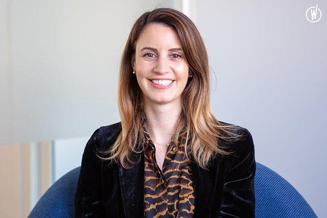 Rencontrez Aurore, Directrice de divisions - Fyte