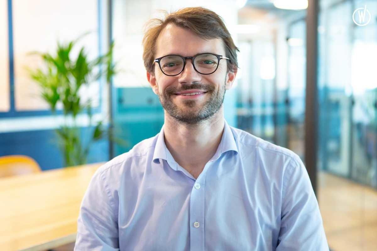 Rencontrez Frédéric, Directeur Général France  - WiredScore