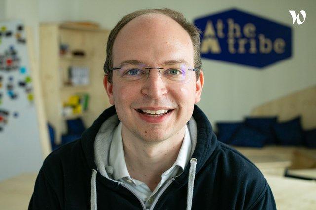 Rencontrez Benoît, CEO - theTribe