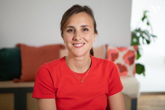 Rencontrez Amandine, co-fondatrice & head of marketing - Plum