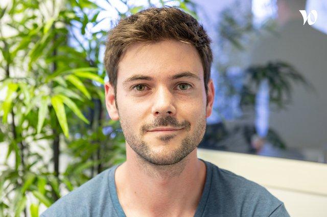 Rencontrez Alexis, Intégrateur - Digitecpharma