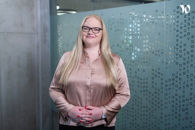 Lucie Popelíková, Junior Payroll Consultant - ASB Group