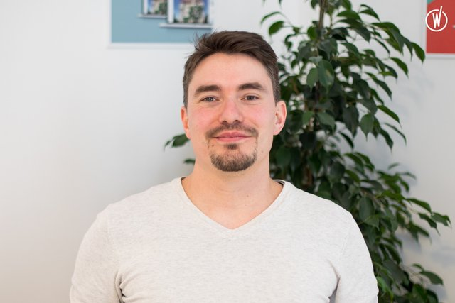 Rencontrez Benoît, Lead developer full-stack - Cocorico