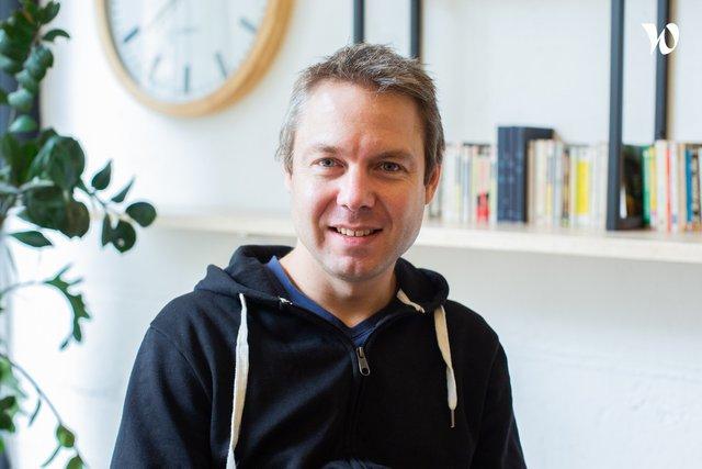 Rencontrez Vincent, CTO & Co-fondateur - SWOOPIN