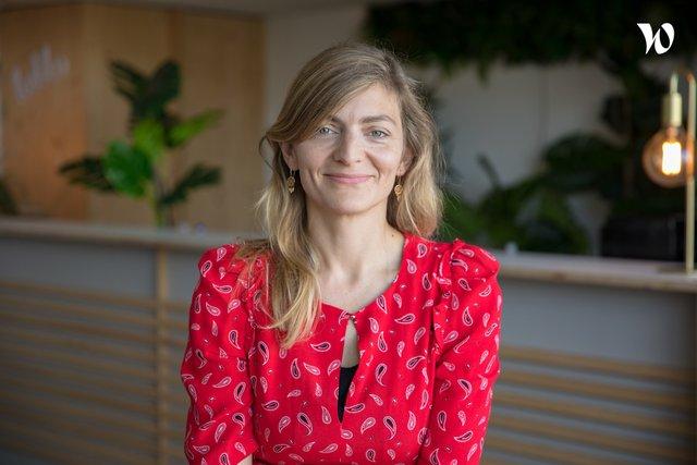 Rencontrez Mélanie David, Directrice Marketing & Communication - Le Cube