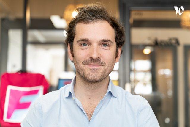 Rencontrez Charles, General Manager France - Flink