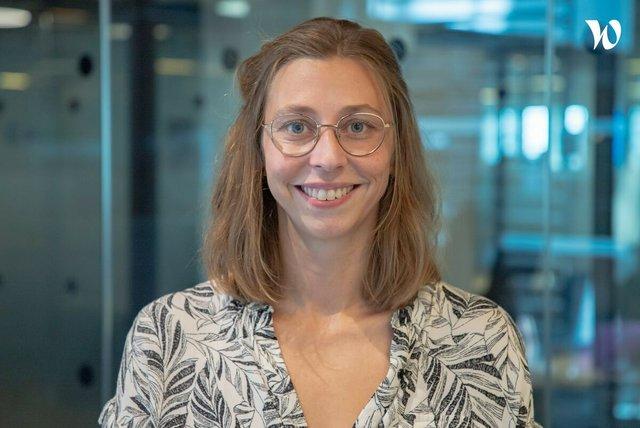 Rencontrez Sophie, Head of communication - Wefound