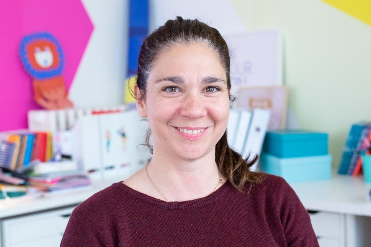 Rencontrez Marie Cerise, Co fondatrice - OMY
