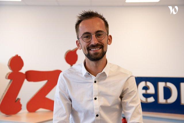 Rencontrez Baptiste, Chargé d'affaire  - IZI Solutions Renov