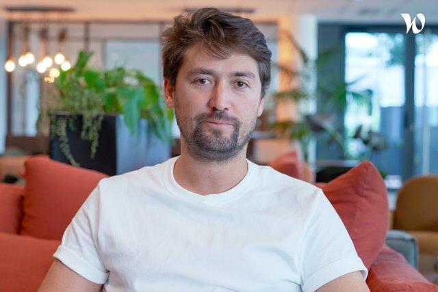 Rencontrez Matthieu, Fondateur de Work & Share - Work & Share
