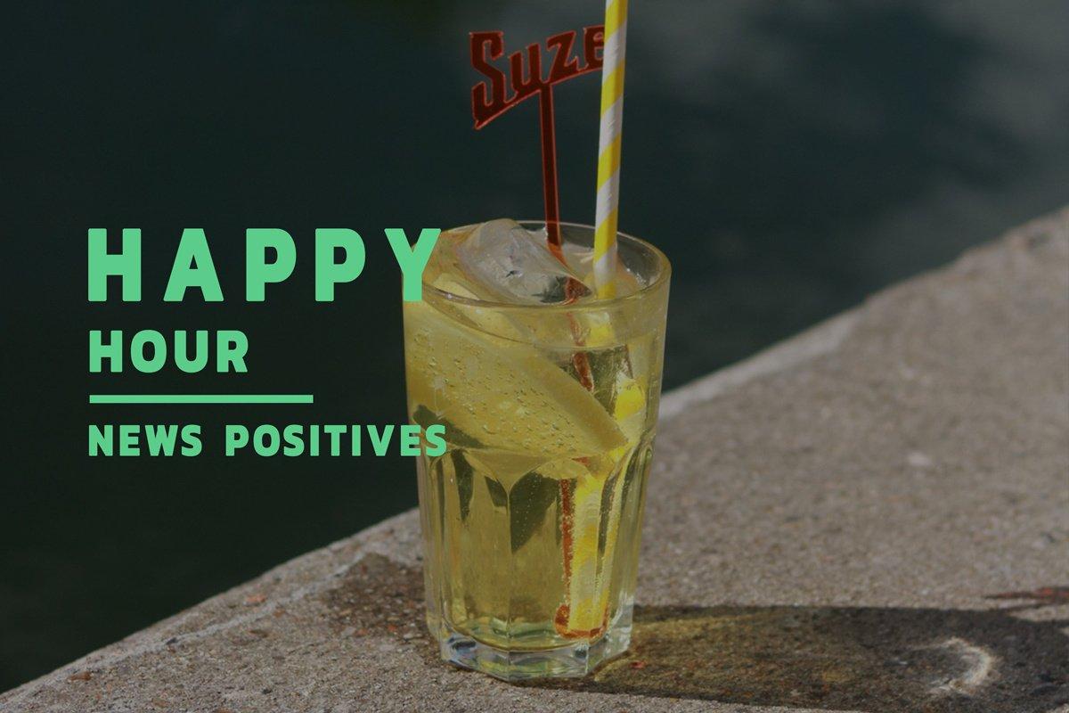 Happy Hour : les 4 news positives de l'emploi du 7 mai 2020