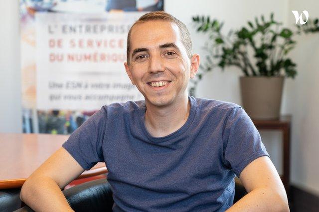 Rencontrez Baptiste, Lead développeur .NET - Genesis Groupe