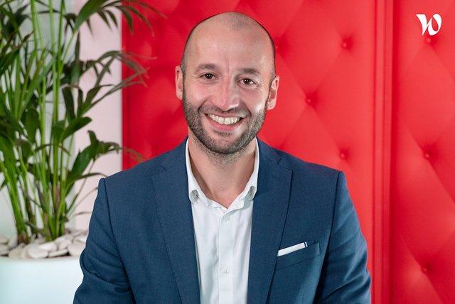 Rencontrez Julien, Attaché Commercial chez Initial Hygiène - Rentokil Initial