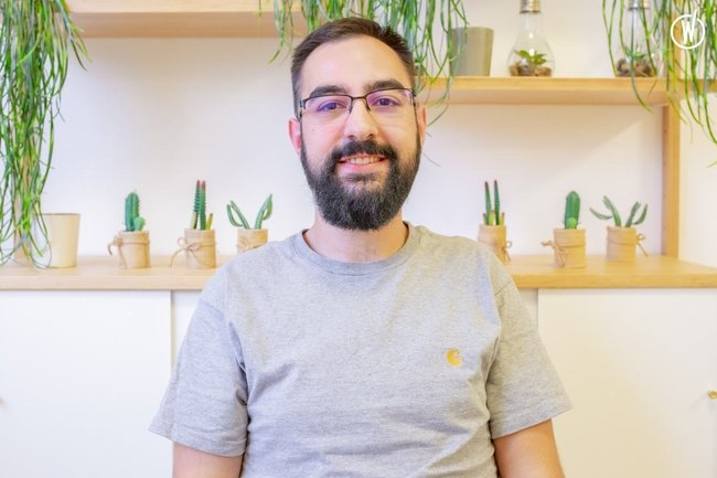 Rencontrez Thomas, CTO et Co-fondateur - Jus Mundi